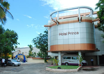 Alleppey Prince Hotel, A.S Road, Alleppey