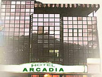 Hotel Arcadia, Bus Station, Alleppey