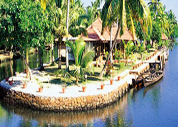 Coir Village Lake Resort, Thrikunnapuzha, Alleppey