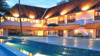 Grand Nirvana Lake Resort, Alppuzha, Alleppey
