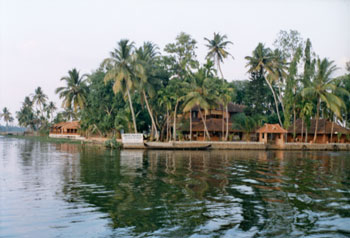 Hotel Green Palace, , Alleppey