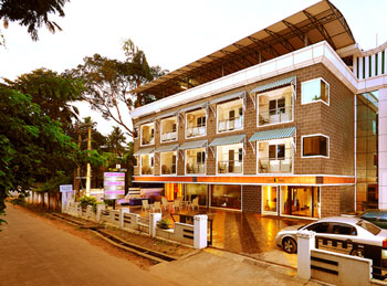 Hotel  Picasso Castle, , Alleppey