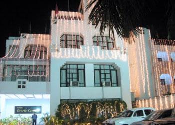 Hotel Grand Central, Old Station Road, Bhubaneswar