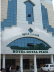 Hotel Royal Paris, Chennai hotel