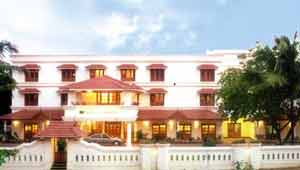Quality Airport Hotel, Cochin hotel