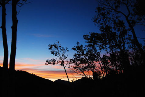 Ooty Sunset