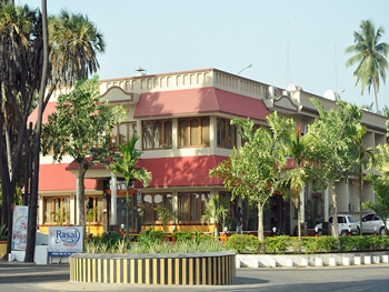 Rasal Beach Resort, Diu hotel