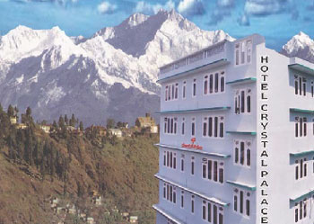 Hotel Crystal Palace, , Gangtok
