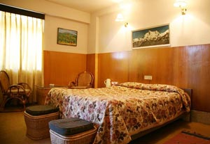 Hotel Delamere, Church Road, Gangtok