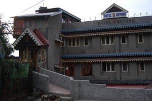 Hotel Soyang, MG Marg, Gangtok