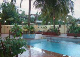 What Are Some Good Hotels In Goa Near Calangute Beach Pushpak Forum