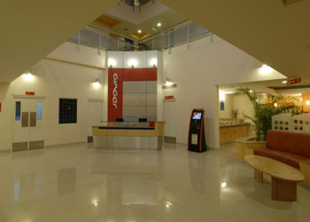 ginger tirupati hotel
