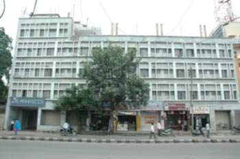 Hotel Mahaveer, Kachiguda Station Road, Hyderabad