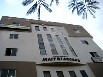 Hotel Priya Residency, M. G. Road, Hyderabad