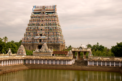 Chennai Tourist Attraction - Chidambram Temple