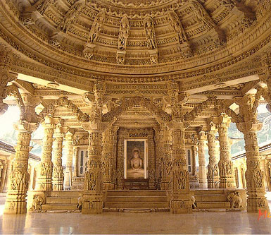 mount abu temple