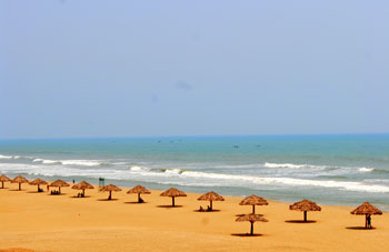 A Memorable Vacation & Stay at Puri Beach