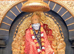 Shirdi Sai Baba - close up
