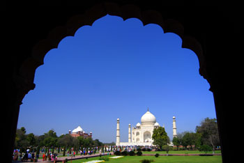 Taj Mahal, Agra and India's Most Popular Tourist Attraction