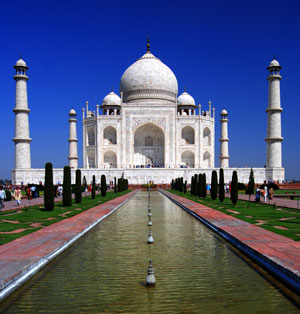 India's Top Attraction - Taj Mahal, Agra