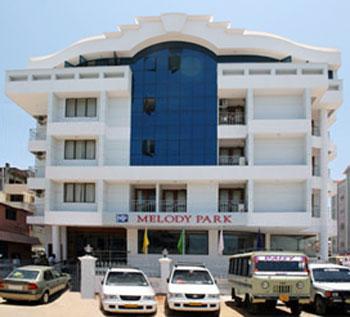 Hotel Melody Park Kanyaari