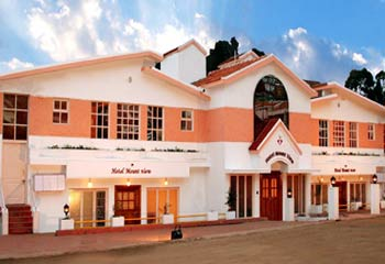 Hotel Mount View, Kodaikanal hotel