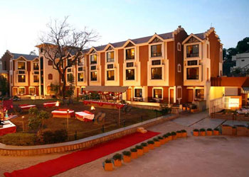 Hotel Hilltone, Mount Abu hotel