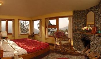 Hotel Cedar Lodge, Ramgarh, Nainital