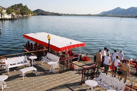 Lake Pichola  Jag Mandir