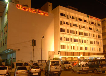Chanakya Hotel, Patna hotel