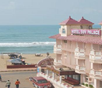 Hotels In Puri Near Sea Beach