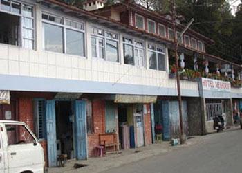 Hotel Meghdoot, Ranikhet hotel
