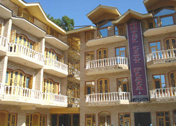 Hotel City Plaza, Dalgate, Srinagar