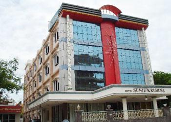 Hotel Sunilkrishna, Tirupati hotel