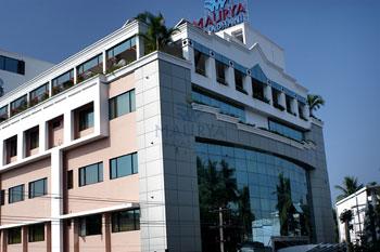 Maurya Rajadhani, Trivandrum hotel