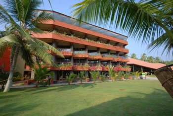 Uday Samudra Leisure Beach, Trivandrum hotel