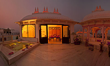 Hotel Udai Kothi - Udaipur - Hotel Overview, Ratings, Facilities & Photos